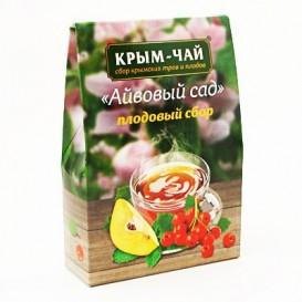 Плодовый сбор «АЙВОВЫЙ САД» 130 г (Крым-чай)