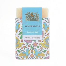 Аюрведическое мыло Нежность (Tenderness Ayurvedic Soap) Indibird 100 г (Амрита мадья)
