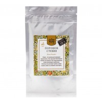 Стевия порошок (Stevia Powder) 80 г (Амрита мадья)