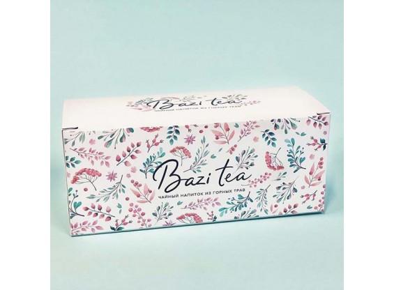 """Чайный напиток """"Bazitea"""" авторский сбор из 7 трав (10 фп х 5 г) (Bazi Tea)"""