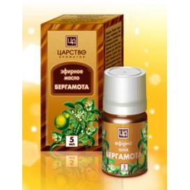 Масло эфирное бергамота 5 мл, 10 мл (Царство Ароматов)