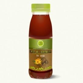 Сироп из топинамбура натуральный без сахара 330 г (Дары Памира)