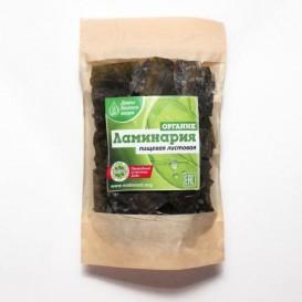Ламинария (морская капуста) листовая 30 г (Дары Белого моря)