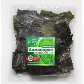 Ламинария (морская капуста) листовая 80 г (Дары Белого моря)