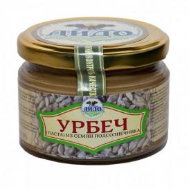 Урбеч из семян подсолнечника 250 г (ДиДо)