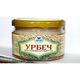 Урбеч из семян белого кунжута 250 г (ДиДо)