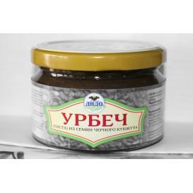 Урбеч из семян черного кунжута 250 г (ДиДо)