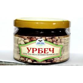 Урбеч из семян конопли 250 г (ДиДо)