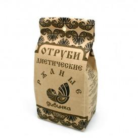 Отруби ржаные 350 г (Дивинка)