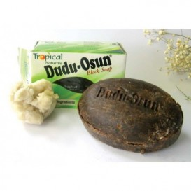 Мыло черное африканское DUDU-OSUN 150 г (Tropical Naturals)