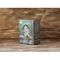 Хна йеменская темно-каштановая для окрашивания и лечения волос YASMIN «ЯСМИН» 50 г (East Nights)