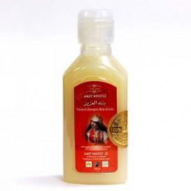 Шампунь природный c яйцом и маслом аббасинской горчицы BINT AL AZIZ «Дочь могущественного» 175 мл (East Nights)
