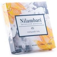 Шоколад Nilambari горький 70% 65 г (GreenMania)