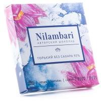 Шоколад Nilambari горький 92% без сахара 65 г (GreenMania)