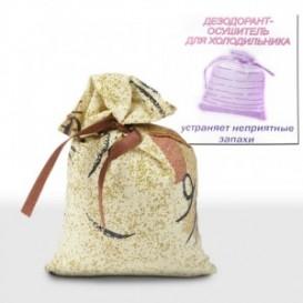 Дезодорант-поглотитель неприятных запахов для холодильника  (Холинка)