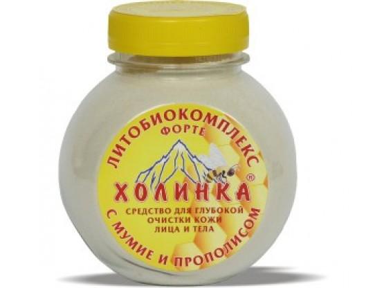"""Литобиокомплекс """"Форте"""" с мумие и прополисом (Холинка)"""