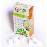 Стевия кубики (1 кусочек = 2 ч. л. сахара) 250 г (ООО «Стевия Групп» ТМ «Я Стевия»)