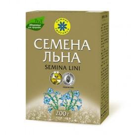 ЛЕН семена 200 г (Компас здоровья)
