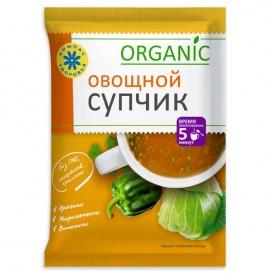 """Суп-пюре """"Овощной"""" 30 г (Компас Здоровья)"""