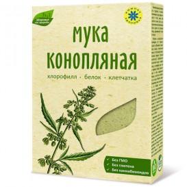 Конопляная мука 200 г (Компас Здоровья)