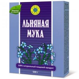 Льняная мука 300 г (Компас здоровья)