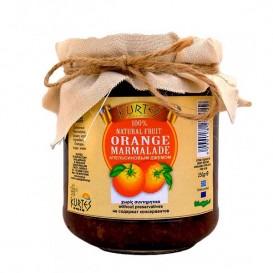 Апельсиновый конфитюр (джем) 250 мл, 500 мл (KURTES)