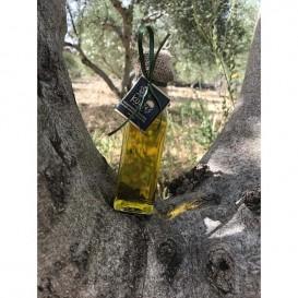 Оливковое масло Extra virgin PDO (кислотность 0,2-0,3) в стекле 100 мл (KURTES)