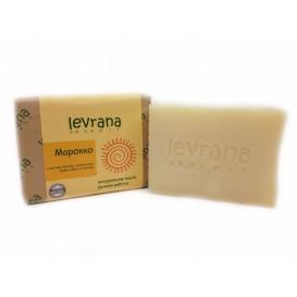 Мыло натуральное МАРОККО ручной работы 100 г (Levrana)