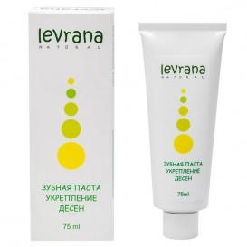 Зубная паста «Укрепление дёсен» 75 мл (Levrana)