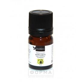 Масло эфирное бергамота 5 мл (Органик)  (МиКо)