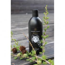 """Шампунь-бальзам """"Жива"""" укрепляющий для всех типов волос 500 мл (Миролада)"""