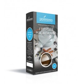 Чай Голубая Масала 100 г (Polezzno)