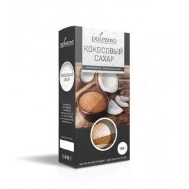 Кокосовый сахар, органик 100 г (Polezzno)