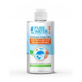 Моющее средство для мытья детской посуды 450 мл (PURE WATER)