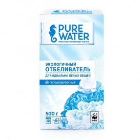 Экологичный отбеливатель PURE WATER 400 г (PURE WATER)