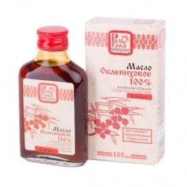 Облепиховое масло 100 мл (Радоград)