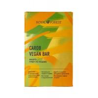 Шоколад из кэроба VEGAN (Манго, урбеч из кешью) 50 г (Роял Форест)