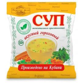Гороховый суп моментального приготовления 28 г (Вкусное дело)
