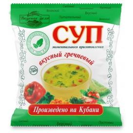 Гречневый суп моментального приготовления 28 г (Вкусное дело)