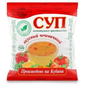Чечевичный суп моментального приготовления 28 г (Вкусное дело)