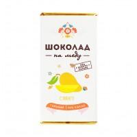 Шоколад На Меду горький С МАНГО 70% какао (Гагаринские мануфактуры)