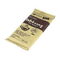 """Шоколад на меду """"Вкус и польза"""" Мокка горький 70% какао (Гагаринские мануфактуры)"""