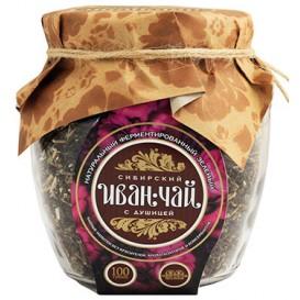 """""""Сибирский иван-чай"""" ферментированный с душицей 100 г"""