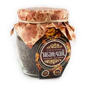 """""""Сибирский иван-чай"""" ферментированный без добавок 100 г"""