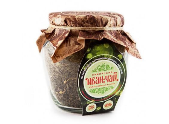 """""""Сибирский иван-чай"""" Рождественская История 85 г"""