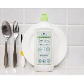 Средство для мытья посуды Лемонграсс 400 мл (Спивакъ)