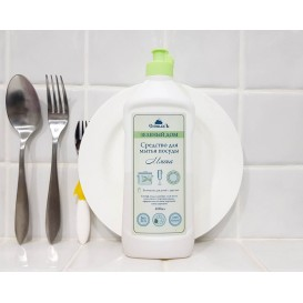 Средство для мытья посуды Мята 400 мл (Спивакъ)