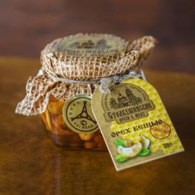 Кешью орех в меду 120 мл (Столбушино)