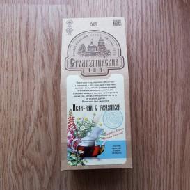 Иван-чай ферментированный с ромашкой 30 г, 100 г (Столбушино)