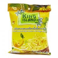 Кокосовые чипсы KING ISLAND с манго 40 г (Thai style)